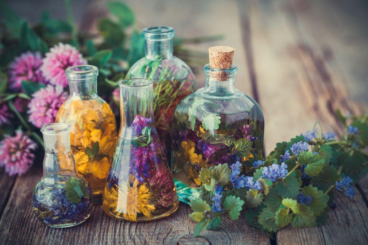 Estrarre essenze dai fiori