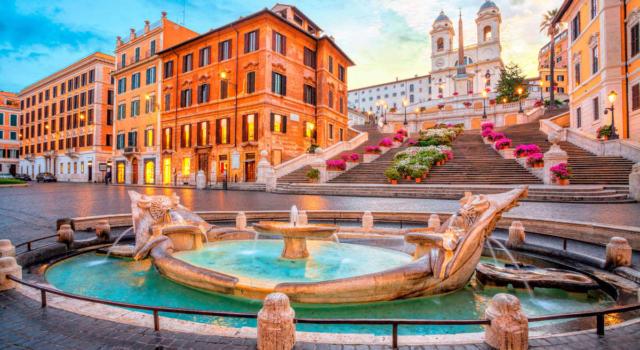 Weekend d'arte a Roma ad aprile
