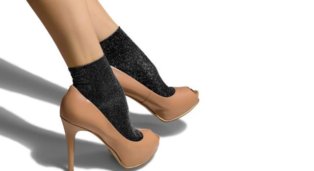 Quali calze indossare con open toe