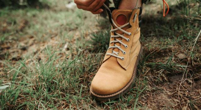 Come calzano le Timberland