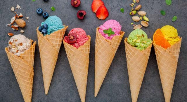 Fare il gelato senza zucchero
