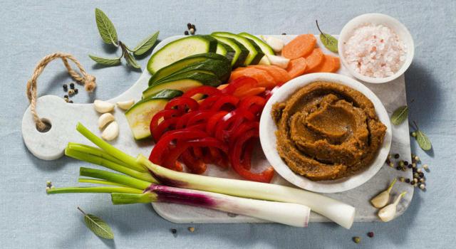 La ricetta semplice per il dado vegetale