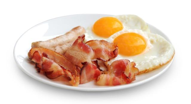 Cinque cibi colazione tipica australiana