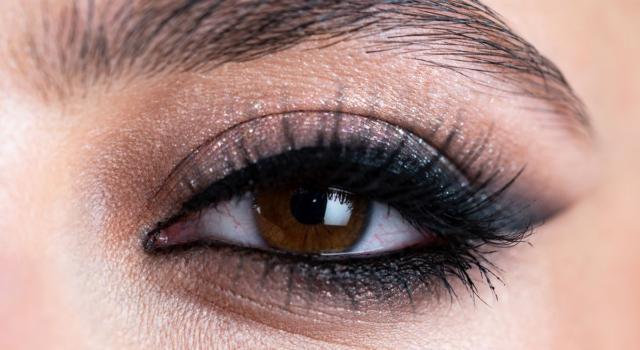 3 make up occhi scuri per cerimonia in chiesa