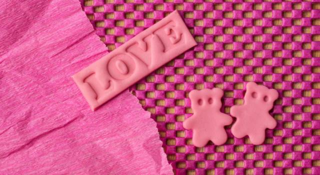Come fare orsetto pasta di zucchero per San Valentino