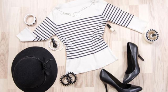 Come creare look navy in inverno