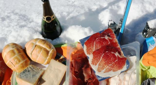 Come preparare un pic nic in inverno