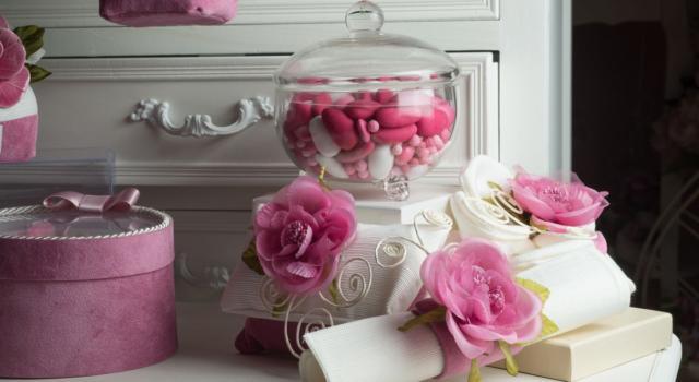 Come organizzare matrimonio color rosa quarzo