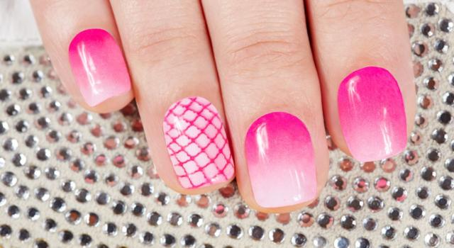 Come fare la nail art effetto sfumato