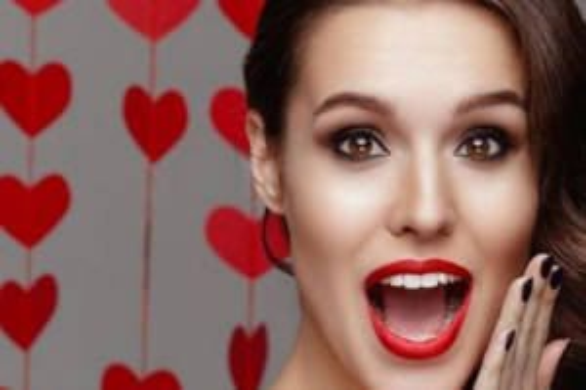 Beauty look San Valentino 2016