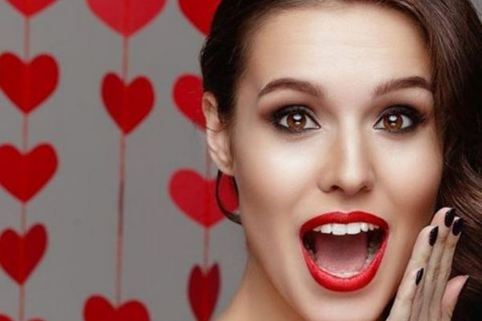 Beauty look San Valentino 2016