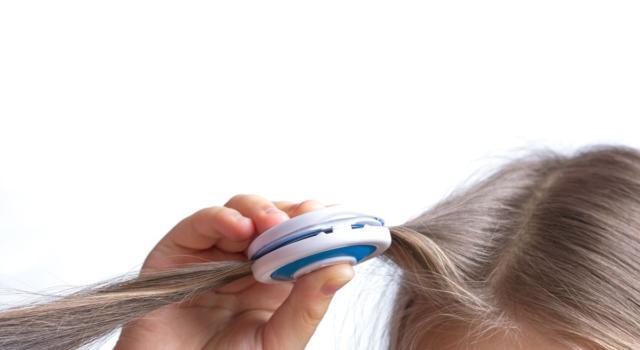 Come tingere capelli con gessetti