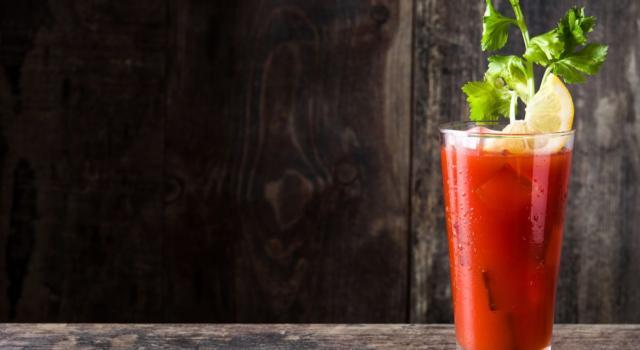 Come preparare Bloody Mary analcolico
