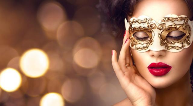 Come fare trucco maschera veneziana Carnevale