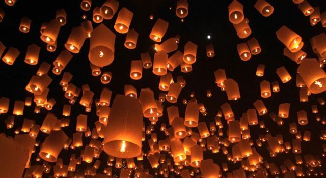 Come fare gli auguri per il Capodanno Cinese