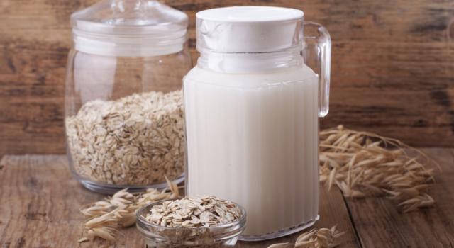 Il latte vegetale meno calorico