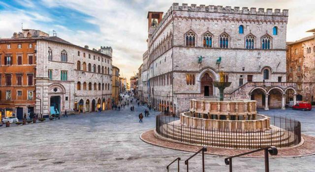 Città d'arte in Italia: Perugia
