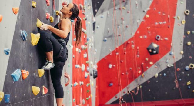 Quanto costa corso di arrampicata indoor