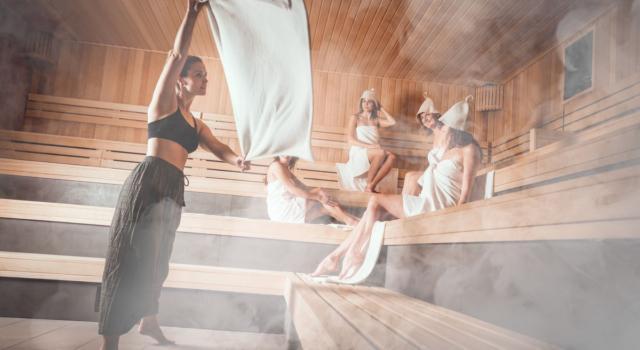 Come fare correttamente una sauna