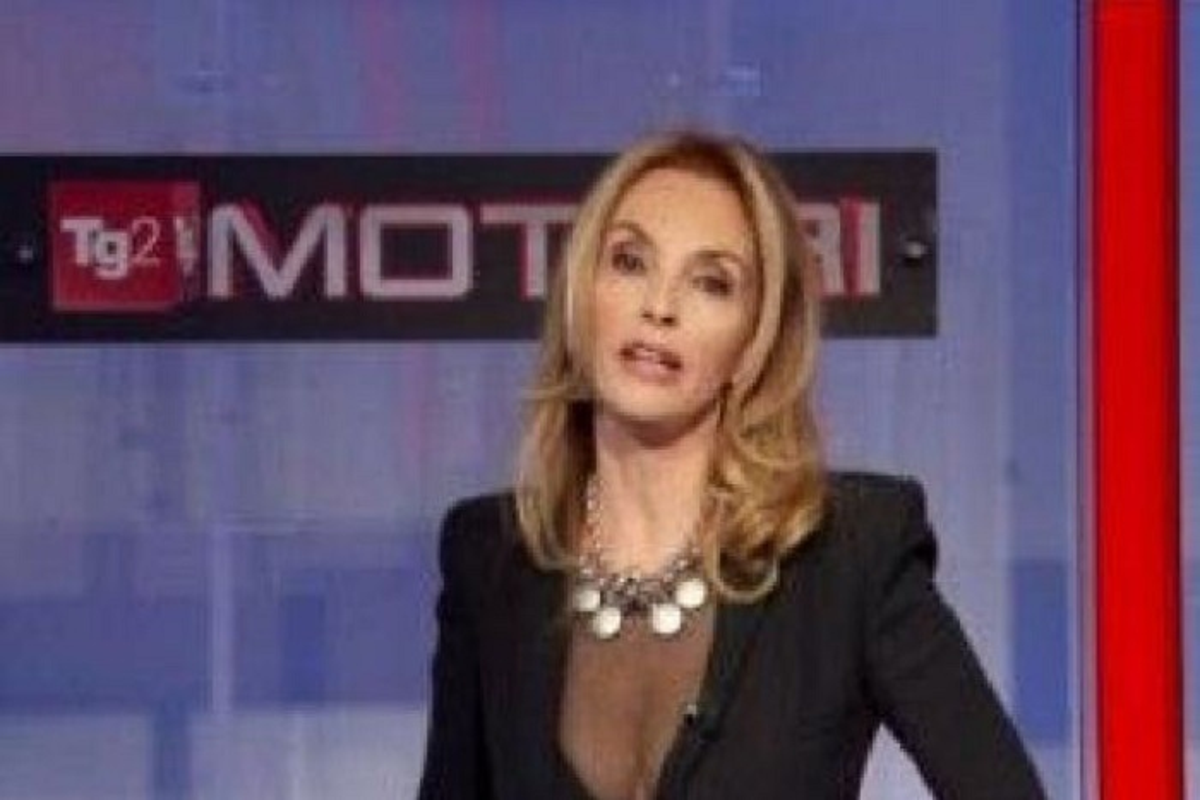 Chi è Maria Leitner, giornalista di Rai 2