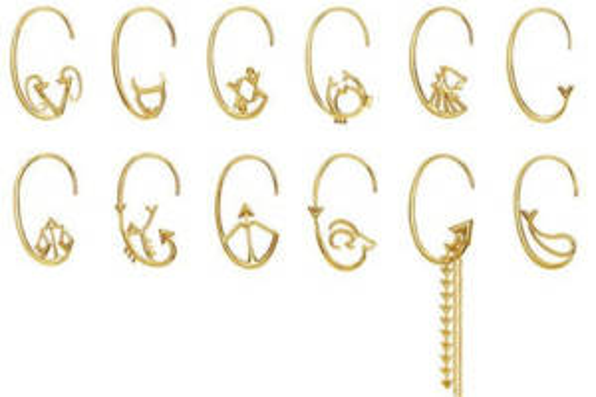 Orecchini Louis Vuitton