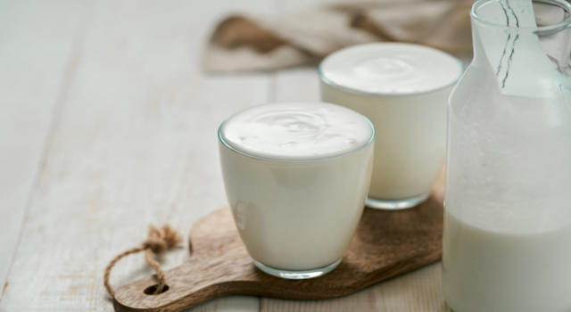 Come preparare yogurt kefir