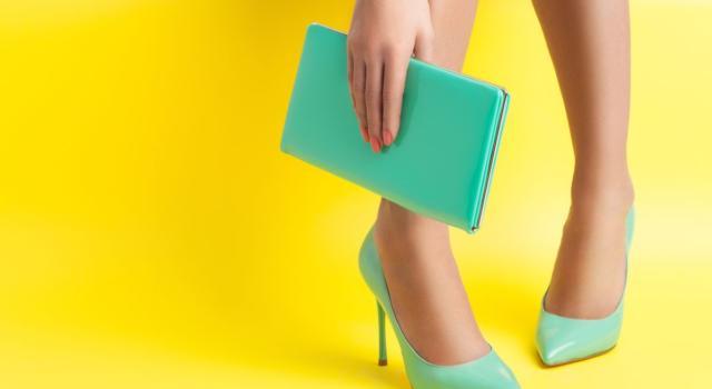 Come abbinare borsa verde tiffany
