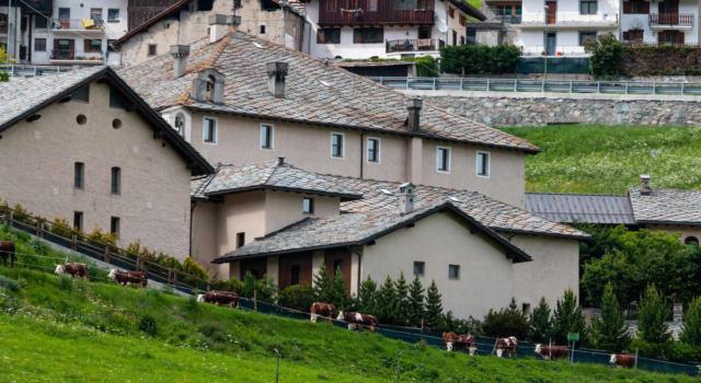 Visitare Etroubles, uno dei borghi più belli d'Italia