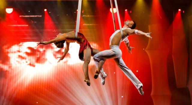 Come diventare ballerina acrobatica