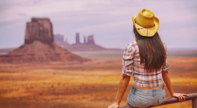 Stile rodeo girl
