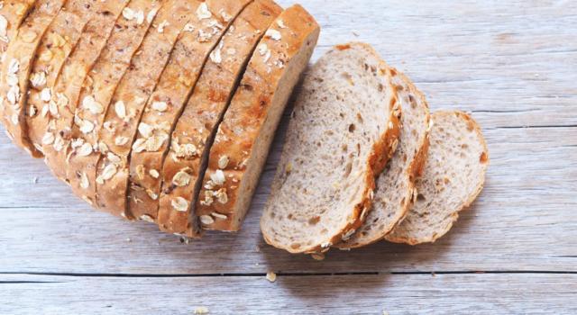 Il pane fatto in casa con la ricetta della nonna