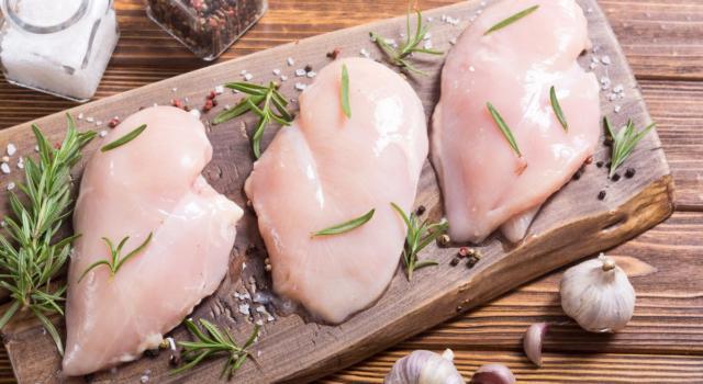 Antibiotici nella carne di pollo