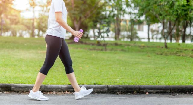 Come funziona app fitness Noom Walk