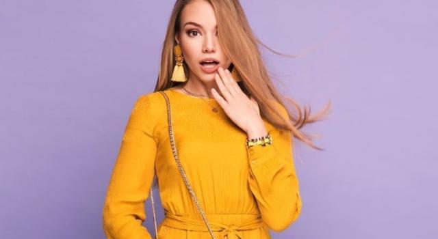 Come indossare il giallo con stile