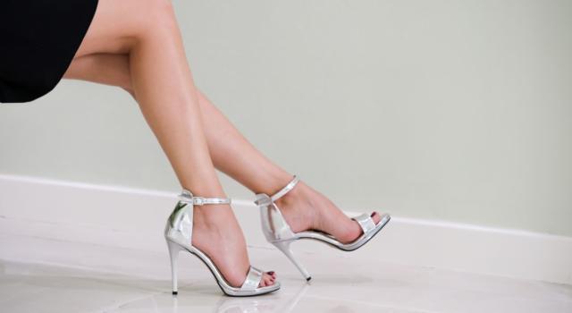 Come calzano scarpe Renè Caovilla