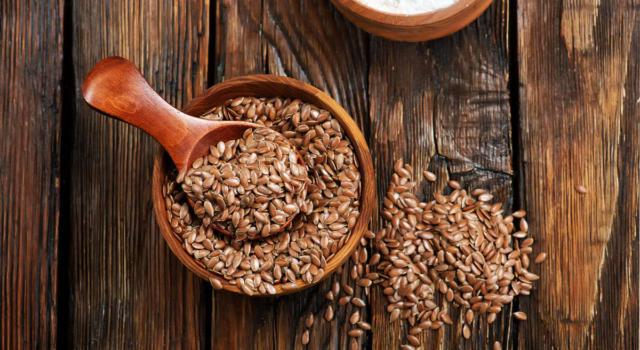 Diete con semi oleosi