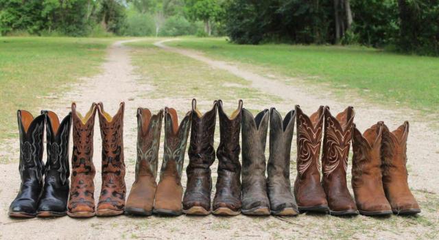 Migliori marche di stivali texani
