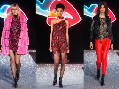 Just Cavalli autunno inverno 2016: mood pop rock