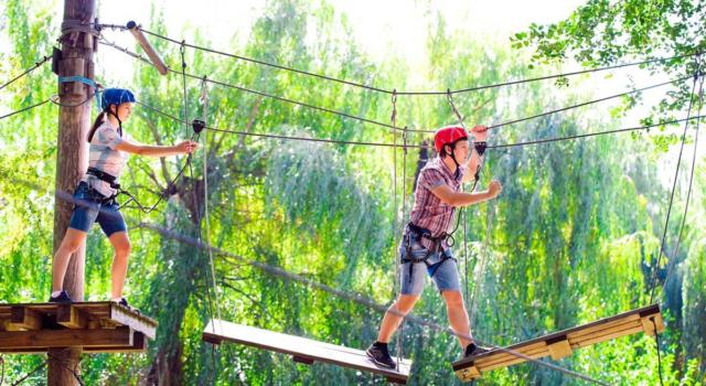 Idee per un weekend avventuroso a Perugia ad Aprile