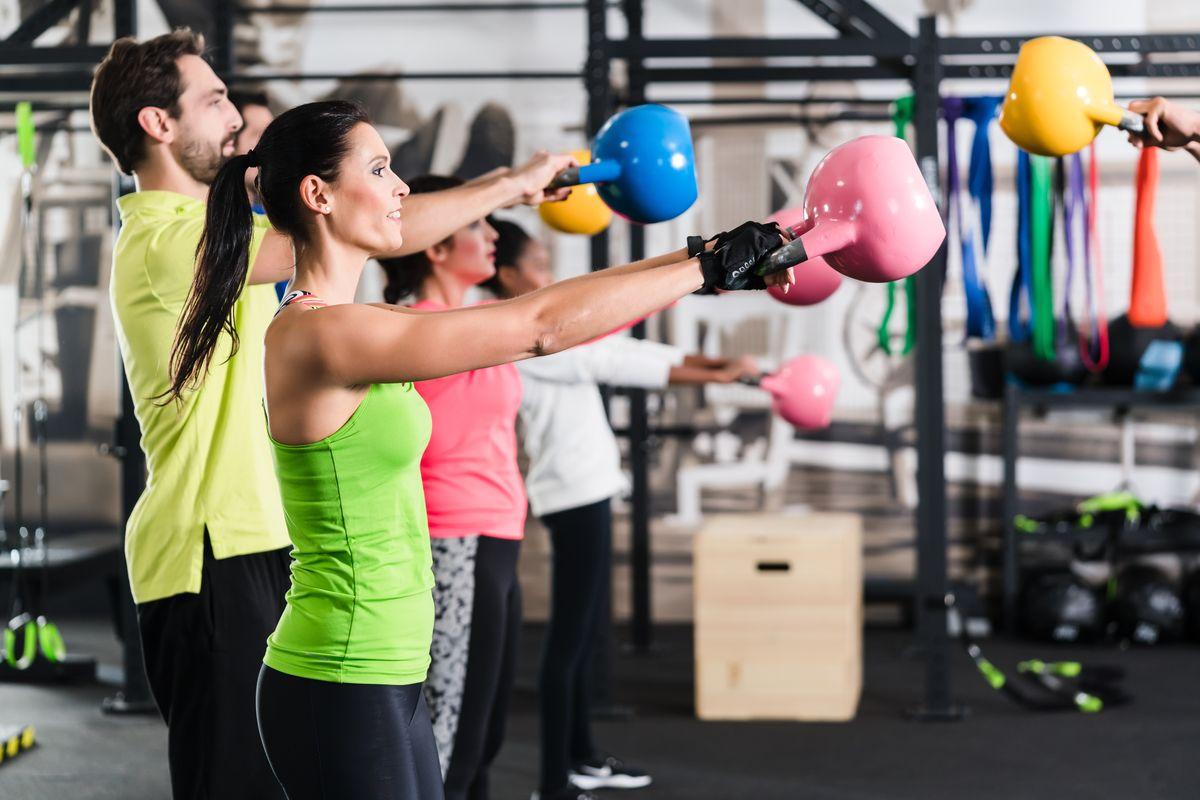 Allenamento functional fitness