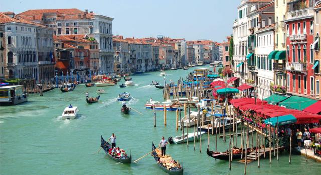 Idee per un weekend avventuroso a Venezia ad Aprile