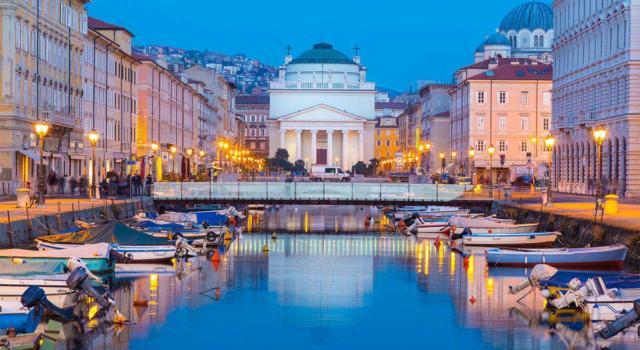 Idee per un weekend romantico a Trieste ad aprile