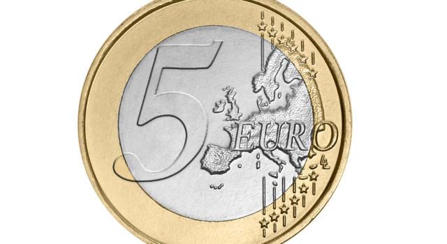 Edizioni della moneta da 5 Euro italiana