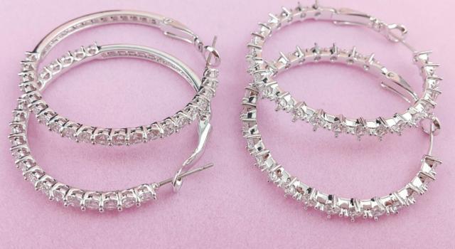 Migliori marchi Hoop Earrings