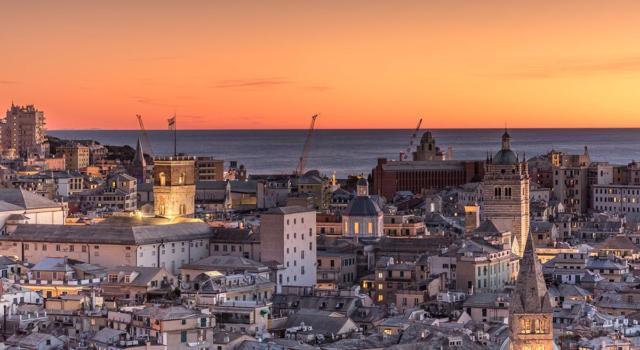 Città d'arte in Italia: Genova