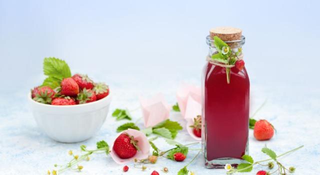 Ricette con sciroppo di fragole