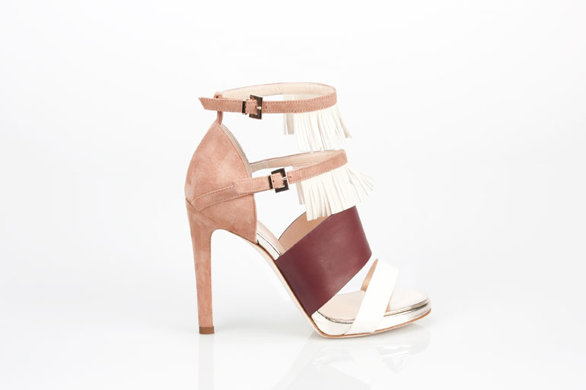 Lella Baldi calzature primavera estate 2016
