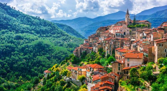 Visitare Apricale, uno dei borghi più belli d'Italia