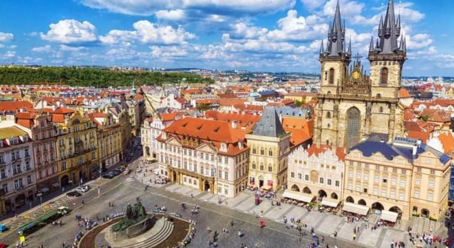 Idee per un weekend a Praga
