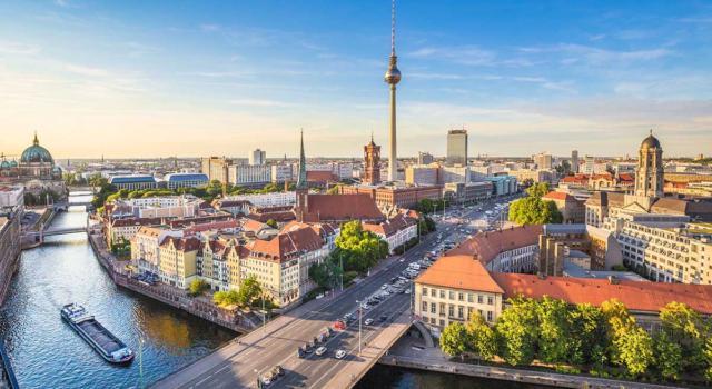 Città d'arte in Europa: Berlino